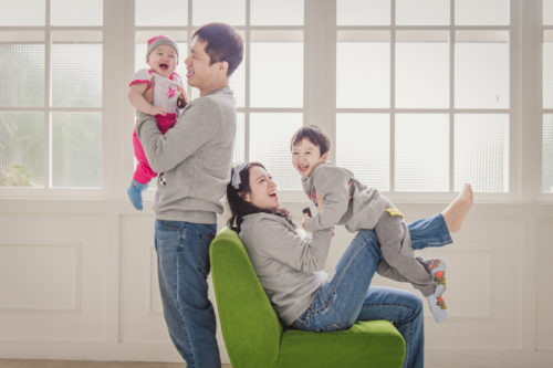 台北親子寫真,婚攝Edward,新祕Agness,全家福寫真,法鬥攝影棚